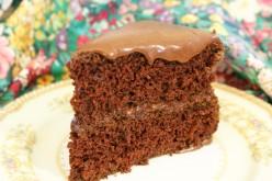 Old Fashioned Chocolate Mayonniase Cake Recipe