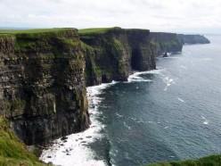 The Cliffs Of Irelands Coast