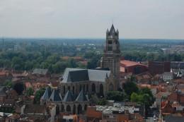St.Salvator's Cathedral, Bruges