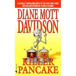 Killer Pancake, a Catering Murder Mystery, by Diane Mott Davidson. Review