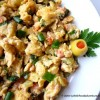 How to Make Menemen, Turkish Style Scrambled Eggs Breakfast Recipe