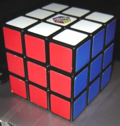 Rubik's Cube: Figure It Out Yourself