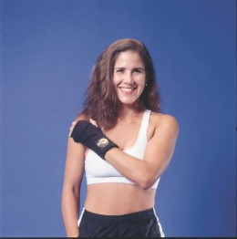 Exercising and staying active helps.