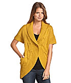 photo credit: dillards.com Moa  moa short sleeve cardigan  originally $39, currently on sale for $23.40 size smail or large