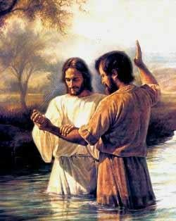 John the Baptist Proclaimed Jesus the Lamb of God