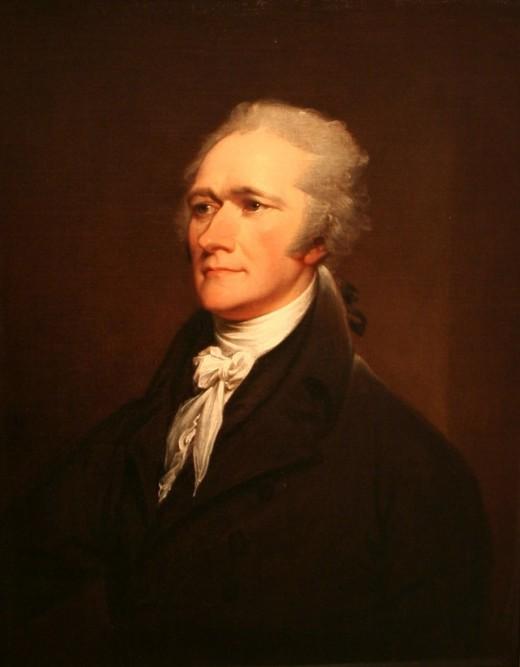 Alexander Hamilton - Federalist