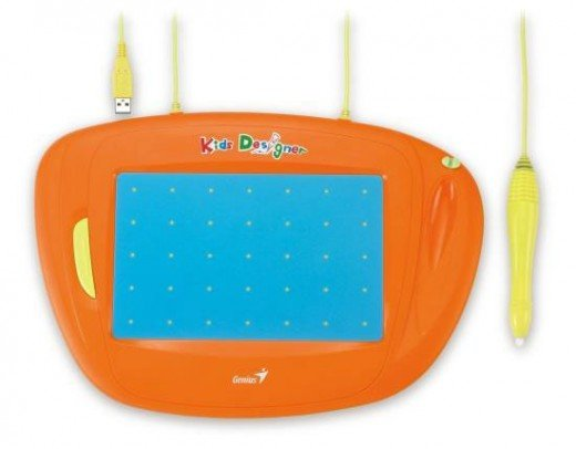 Fun drawing tablet for the kids
