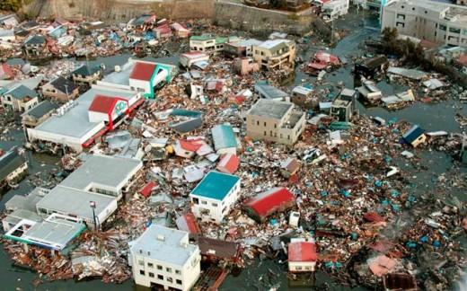 Japan aftermath