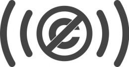 public domain audio symbol
