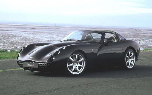 The devastating TVR Tuscan Speed Six