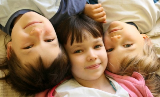 Head lice is passed easily among children