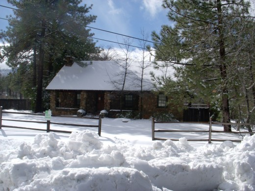 Cuyamaca State Park, Winter