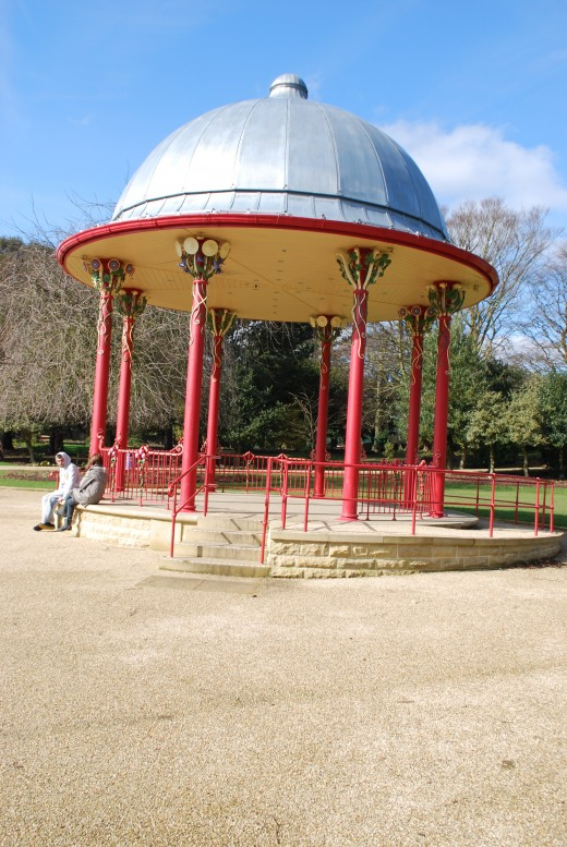 Bandstand, Saltaire