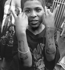 proud gang member
