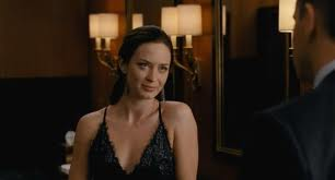 Emily Blunt as Elise Sellas
