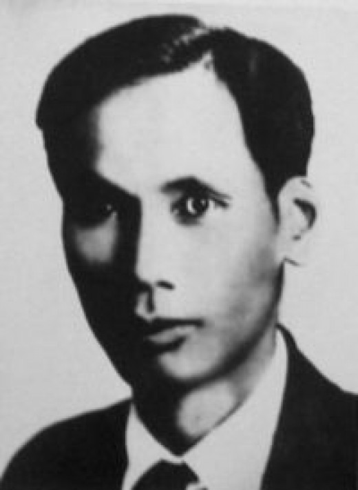 A YOUNG HO CHI MINH