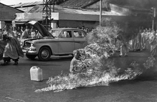 BUDDHIST SELF-IMMOLATION IN VIETNAM