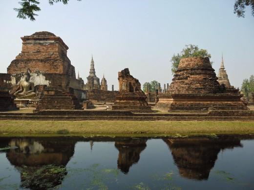 Suhkothai Wat Mahathat