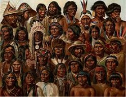 Raised American Indian in a white mans world another view