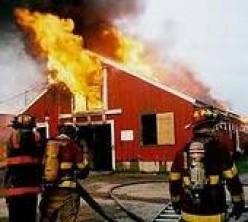 Workshop Fire