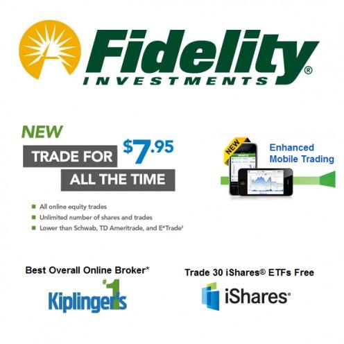 Fidelity Brokerage Logo