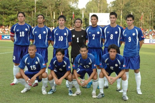 From top left: Ali Borromeo, Anton del Rosario, Chris Greatwich, Louie Casas, Ali Go, James Younghusband, Phil Younghusband, Mark Hartmann, Anton Gonzales, Emelio Caligdong, and Jovanie Simpron