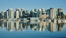Vancouver Downtown, British Columbia