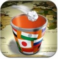 Paper Toss World Tour Game App For iPhone - Tips, High Scores, Cheats & Tactics