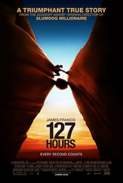 127 Hours - The Capability of Man When Struggling to Survive