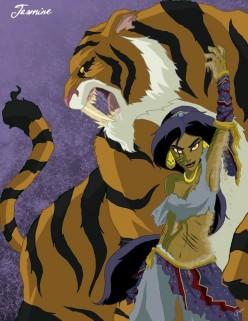 """A Dark Faery Tale"" #3 - Jasmine"