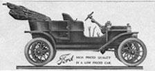 The Ford Model T, 1908