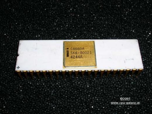 8080 Dual Inline Package