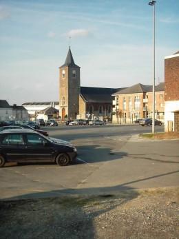 Jeumont's St. Martin church