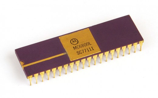 Motorola 68000 in DIP