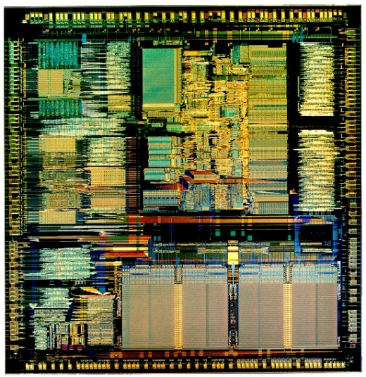 Intel 80386 Core