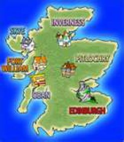 Scottish dialects and accents