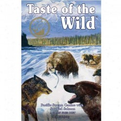 Taste of the Wild Dog Food-My best friends food of choice