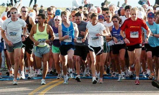 Marathons are full of beginners.  You can be one of them too.