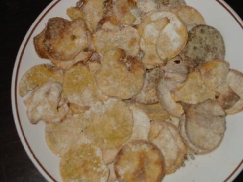 Corn Chips for Dips