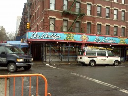 This Big Daddy's is located on 83rd Street and 2nd Avenue.