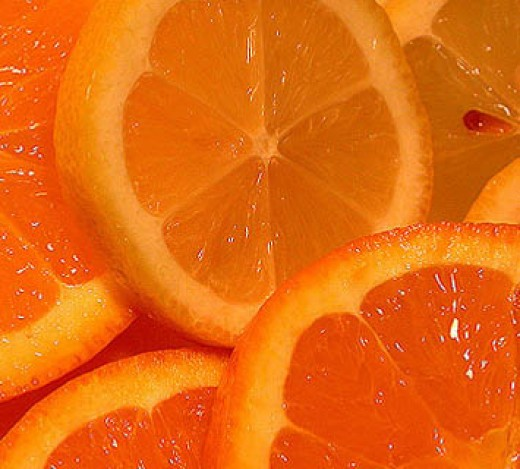 Citrus Fruits and Vitamin C Facts