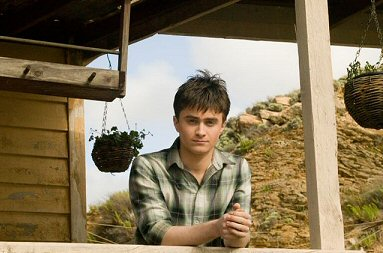 Daniel Radcliffe as Maps in December Boys