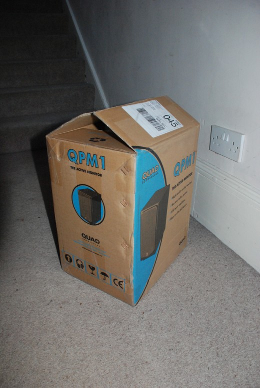 Got hooked in by a product review? lots of unwanted items in the attic?