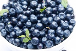 "Blueberries also known as ""Brainberries"""