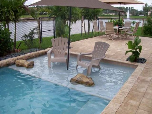 Swimming Pool Accessories Pool Design Options