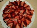 Delicious Chocolate Strawberry Birthday Cake on a Budget - Recipe