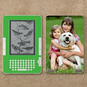"Kindle Photo Skin - ""Both Side Shown"""