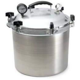 All American 921 All-American 21-1/2-Quart Pressure Cooker/Canner