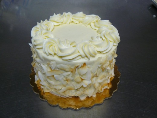 If you make the Italian Cream Cake Recipe On This Hub Page Please Post A Comment Below. Or Ask Your Questions About Italian Cream Cake Now.