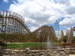 Six Flags Great America, Gurnee, IL